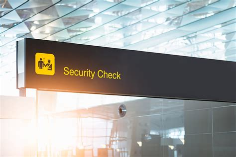 What is the Future of Airport Security? - Travel Incorporated