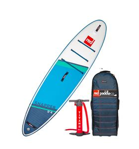 2021 Red Paddle Co Snapper 9-4 | Kids Inflatable Paddle
